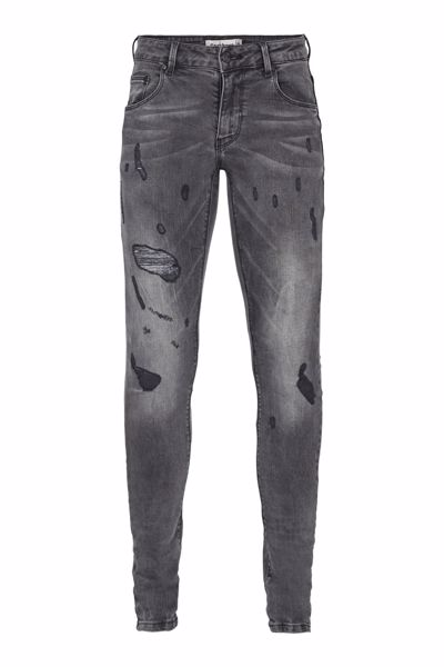 COST:BART BOWIE JEANS MED SCRATCH