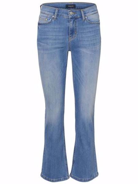PIECES DELLY KICK FLARED JEANS