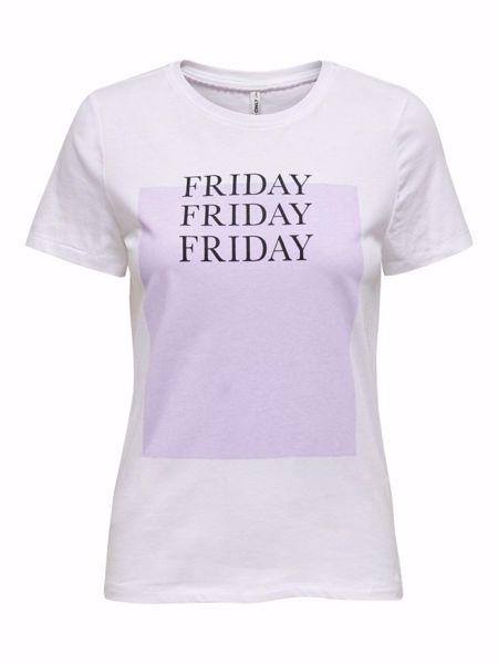 ONLY WEEKDAY T-SHIRT